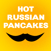 Hot Russian Pancakes