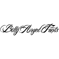 Billy Argel Fonts